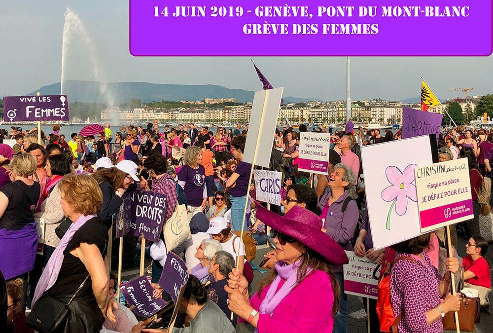 Journée internationale des femmes 2021: réflexions entre deux vagues